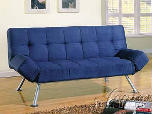 Blakely Microfiber Adjustable Sofa