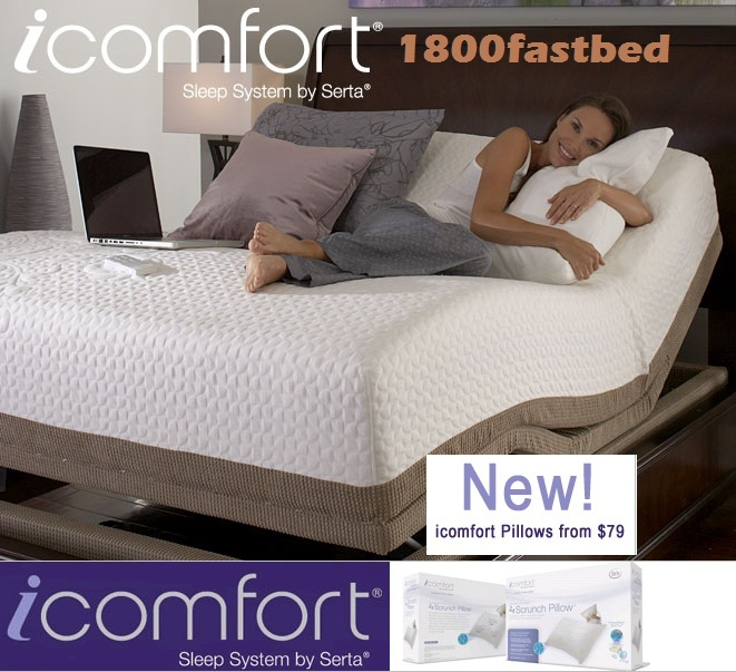 iComfort Pillows