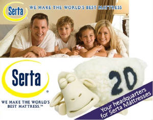 Your Headquarters for Serta Mattresses