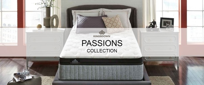 Kingsdown Passions Collection