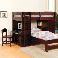 Harford Bunk Bed with Desk